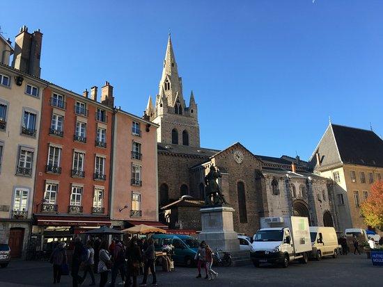 Collégiale Saint André