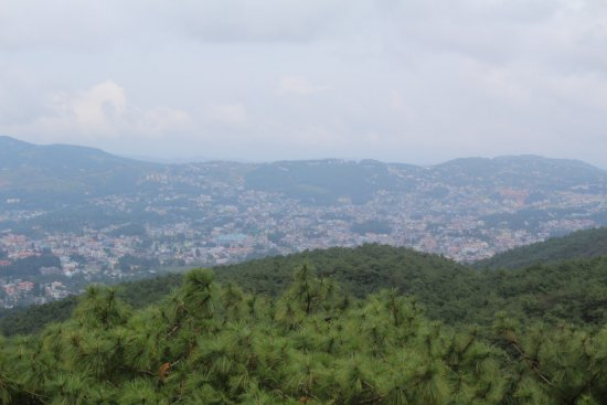 Meghalaya, India: @ Shillong Peak