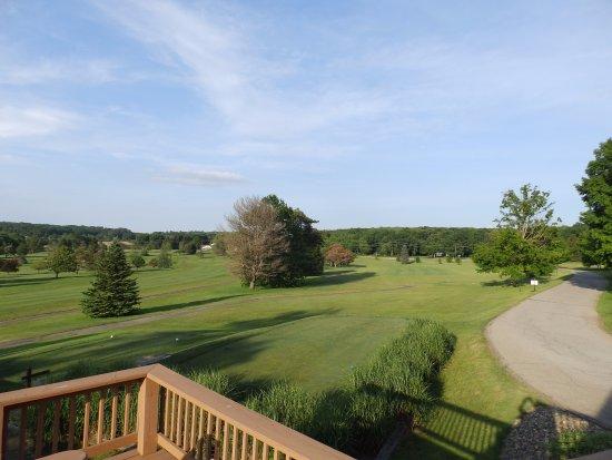 Titusville, بنسيلفانيا: Golf Course from Club House
