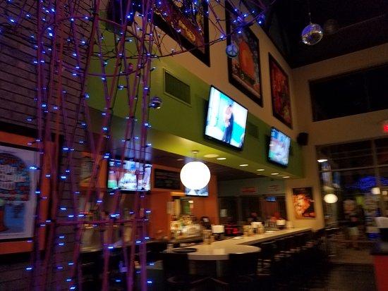 Warner Robins, جورجيا: Bar area