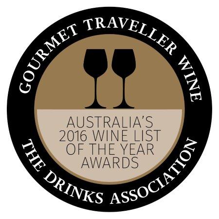 Thirroul, Australia: Award winning wine List
