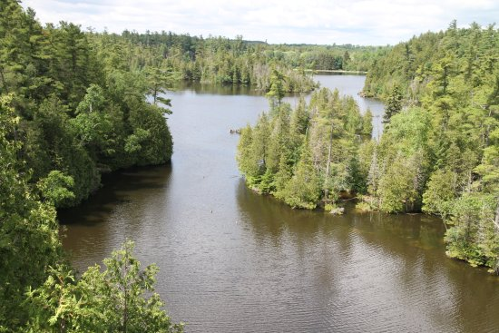 Rockwood, Canada: A great place to canoe or kayak