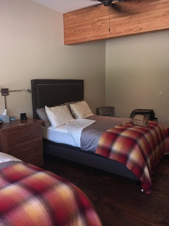 Idaho City, ID: Big cozy beds!