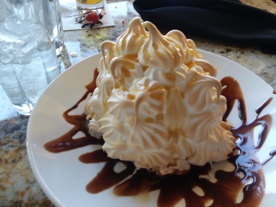 Richland, WA: Baked Alaska -TOTAL FAILURE -Don't waste your money, too sweet, poorly textured whisky too stron