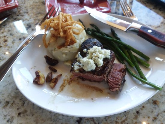 Richland, WA: Filet Mignon Tender and full flavored, expensive but Excellent