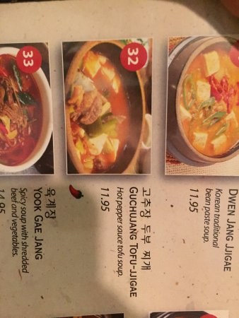 Oviedo, FL: My friend ordered the #32 soup and it was amazing! Tip: you can add extra heat if desired.