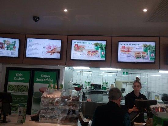 Wyong, Australia: Price list