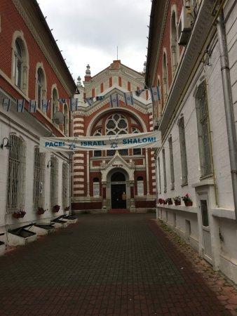 Neologe Synagoge Brasov