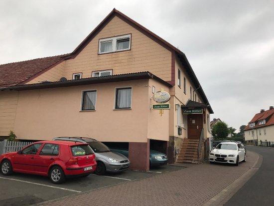 Staufenberg, Germany: Hotel zum Ritter