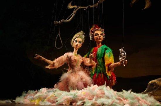 Salzburg Marionette Theater The Magic Flute