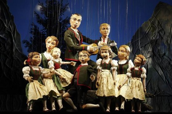 Salzburg Marionette Theater Presents...