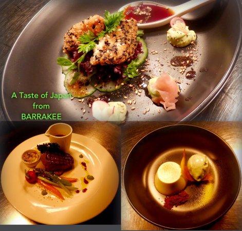 Perisher Valley, Avustralya: Our Award Winning Chef at Barrakee