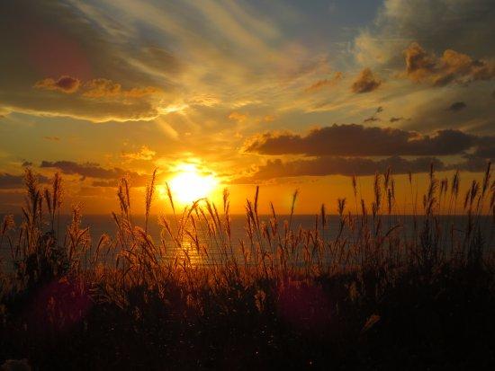 Wakkanai, Japón: 綺麗な夕日もとれる