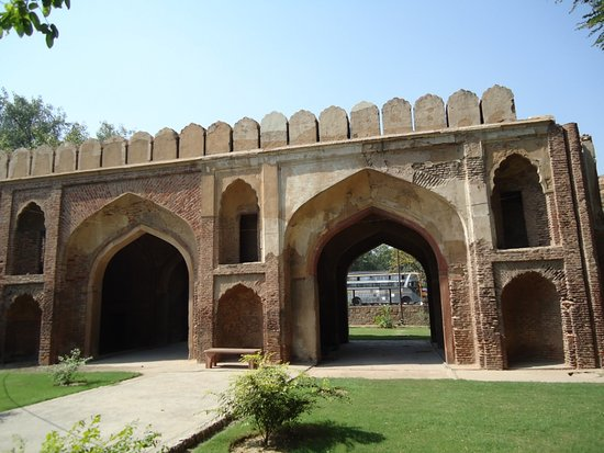 Kashmere Gate Monument