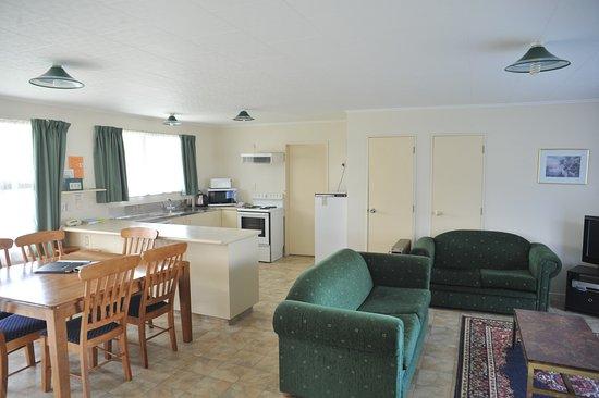 Alexandra, New Zealand: Large 2 bedroom unit