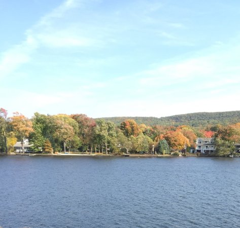 Greenwood Lake, NY: Emerald Point Restaurant