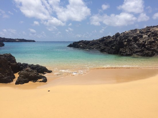 Comfortless Cove and Bonetta Cemetery, Ascension Island