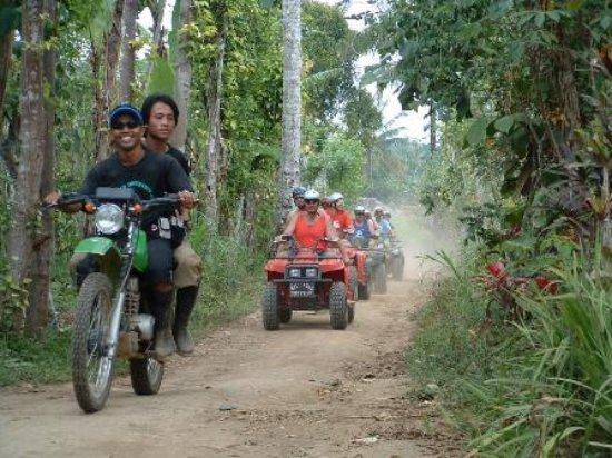 เกโรโบกัน, อินโดนีเซีย: atv ubud