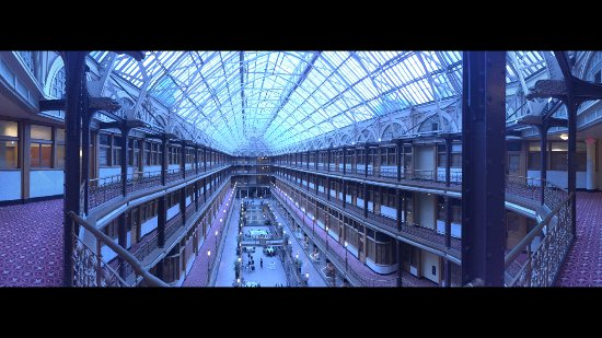 Hyatt Regency Cleveland at The Arcade : interior