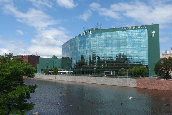 Hotel Hp Park Plaza Ul Drobnera