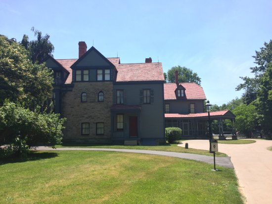 Mentor, OH: home from visitor center