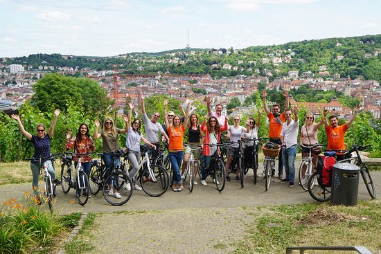 Stuttgart by Bike