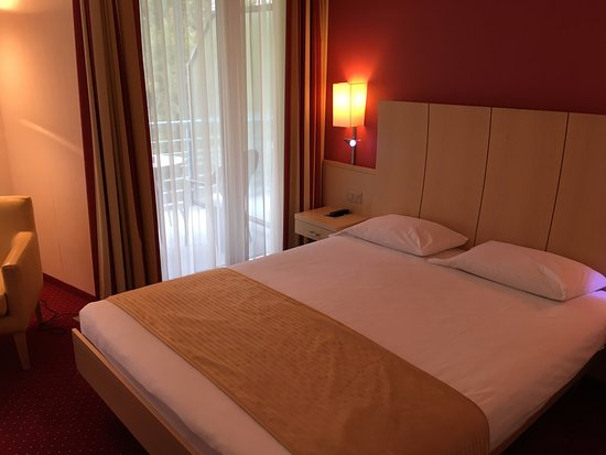 Grand Hotel & Centre Thermal: Room