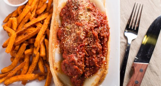 Frisco, TX: Woody's Meatball Subs