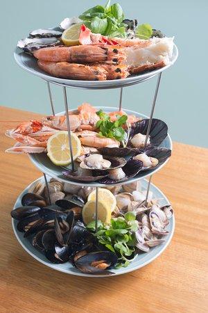 Brighton, Australia: Seafood Platter