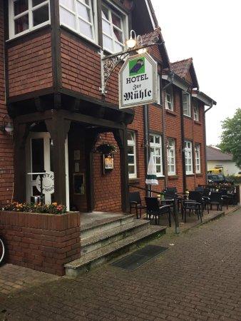 Buxtehude, Alemanha: Hotel Zur Mühle
