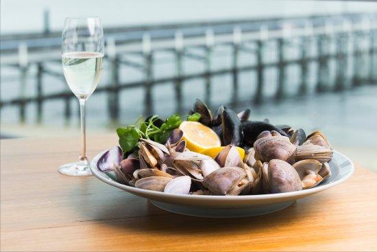Brighton, Australia: Seafood Platter 2