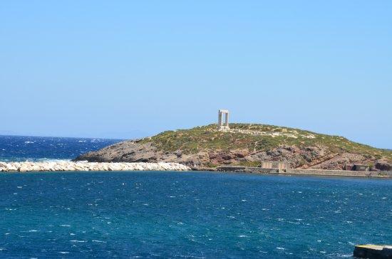 Portara: もとは独立した島だった