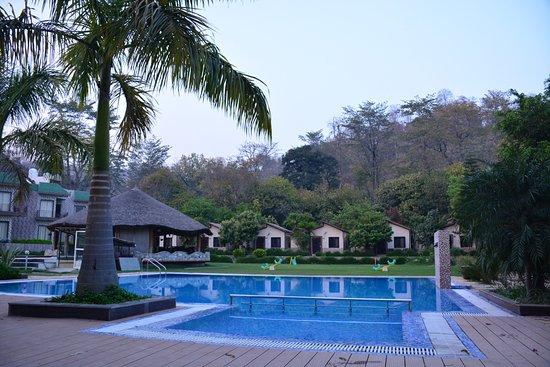 Clarissa Resort Jim Corbett Ramnagar Lodge Reviews Photos Rate Comparison Tripadvisor