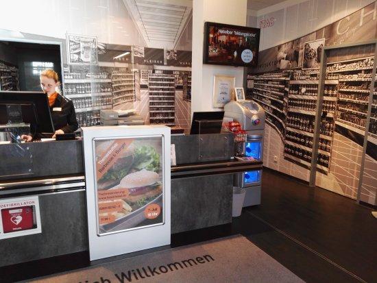 Food Hotel Neuwied: Rezeption