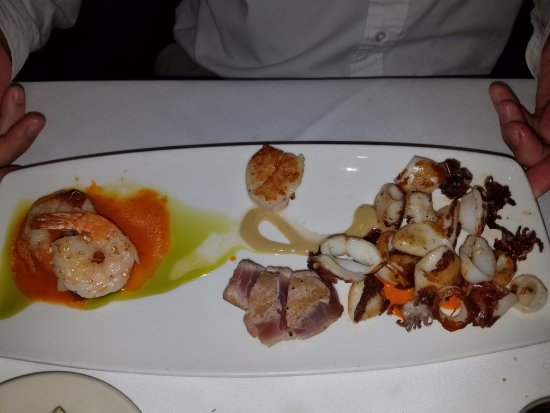 Corte Madera, CA: seafood appetizer