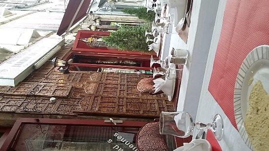 Au jardin du kashmir angoul me restaurant avis num ro for Jardin kashmir angouleme