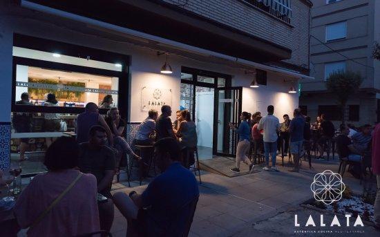 Santa Fe, Spain: Lalata