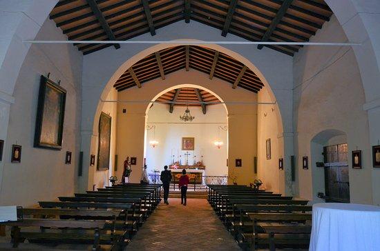 San Felice del Benaco, Italy: Innenansicht