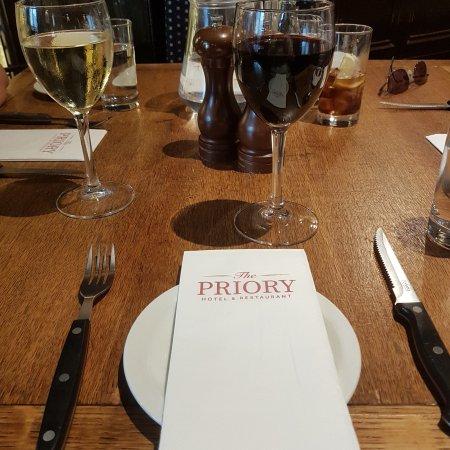The Priory Hotel & Restaurant: IMG_20170622_160954_817_large.jpg