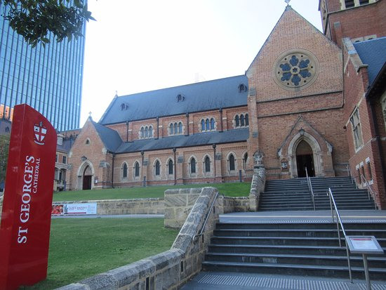 St george 39 s cathedral perth tripadvisor for 267 st georges terrace