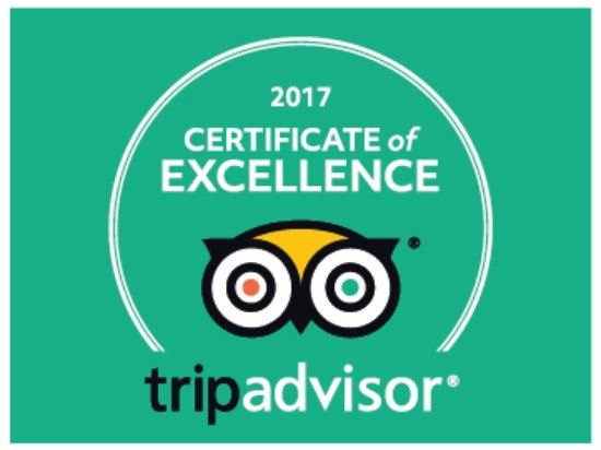 Amlwch, UK: We are proud that we have been awarded a Certificate of Excellence for 2017 from Tripadvisor