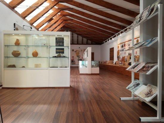 Centro de Interpretacion de la Arqueologia Comarcal de Berzocana