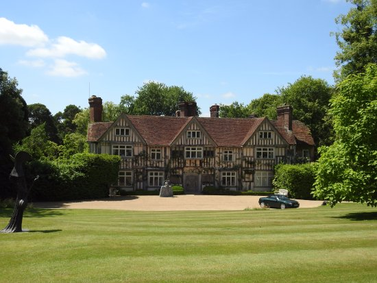 Ticehurst, UK: Pashley Manor (not open to the public)