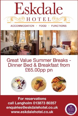 Langholm, UK: Great Summer Offers