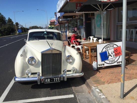 Rye, Australia: not your average Sacrebleu customer