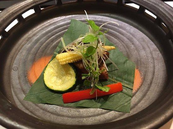 Shibata, Ιαπωνία: 食事