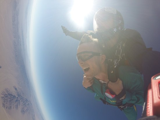 Vegas Extreme Skydiving : Fantastic day!
