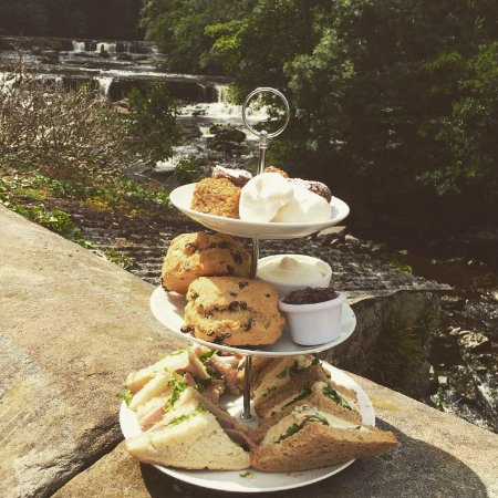 Kuzey Yorkshire, UK: Our Afternoon Tea for Two
