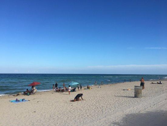 The New Casablanca on the Ocean Hotel: Beach on your doorstep.
