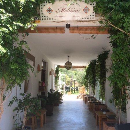 Altea la Vella, Hiszpania: Entrada